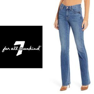 7 For All Mankind High Rise Bootcut Jeans - 32x33